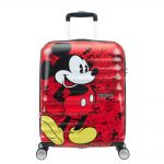 AMERICAN TOURISTER WAVEBREAKER DISNEY Spinner (4 wheels) 55cm
