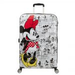 AMERICAN TOURISTER WAVEBREAKER DISNEY Spinner (4 wheels) 77cm