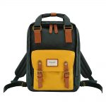 HIMAWARI BACKPACK GREEN/YELLOW