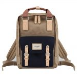 HIMAWARI BACKPACK BEIGE/BLUE