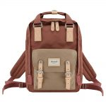 HIMAWARI BACKPACK PURPLE/BEIGE