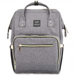 HIMAWARI MUMMY BACKPACK / GREY