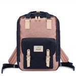 HIMAWARI BACKPACK BLUE/PINK EXTRA LARGE - 17.3""