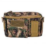 FANTOM - GREEN CAMOUFLAGE SHOULDER/BELT BAG
