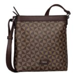 GABOR - BARINA - CROSSBODY BAG BROWN